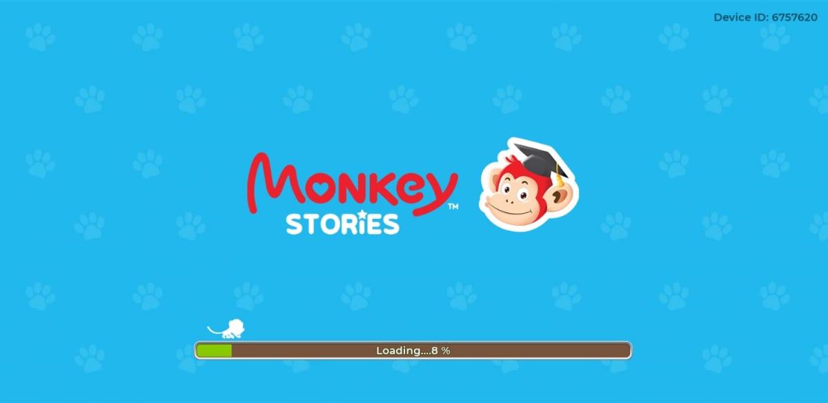 Cài đặt Monkey Stories