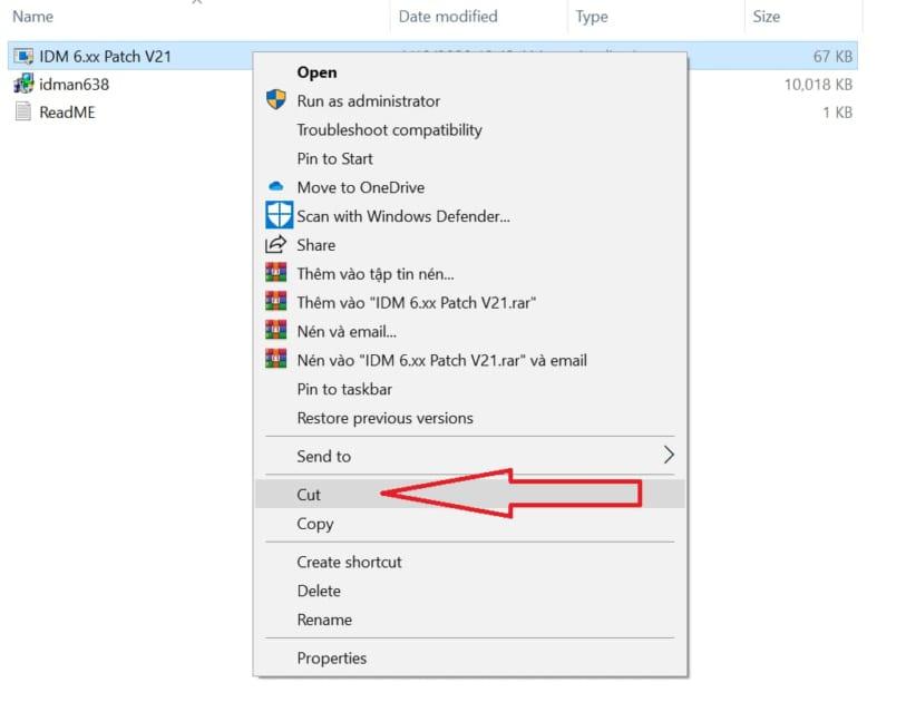 Kích hoạt phần mềm IDM miễn phí