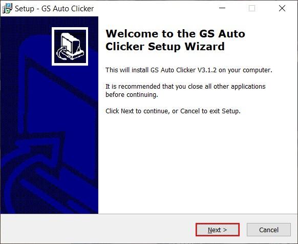 Cách cài đặt Auto click