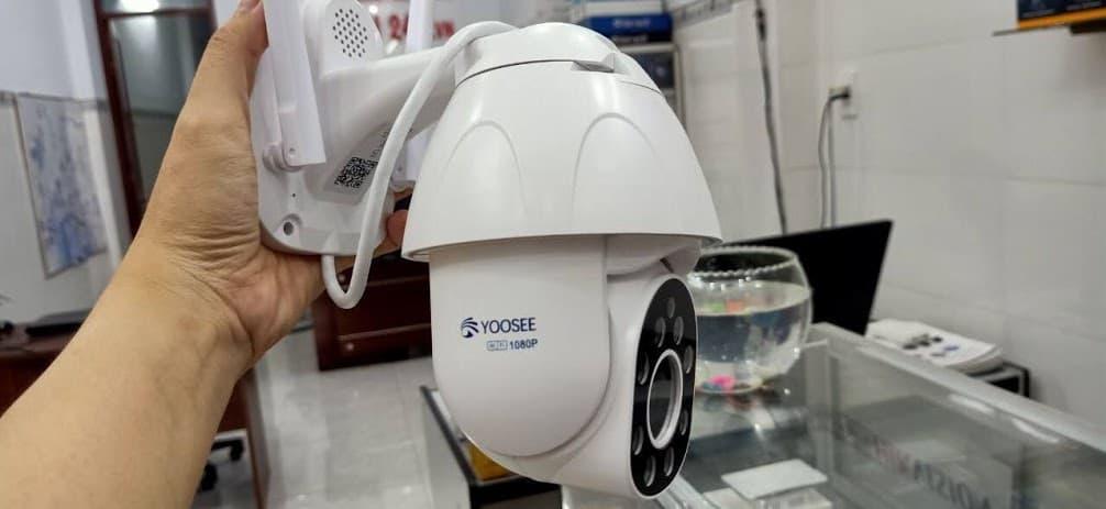 Camera YooSee PTZ mini xoay 360
