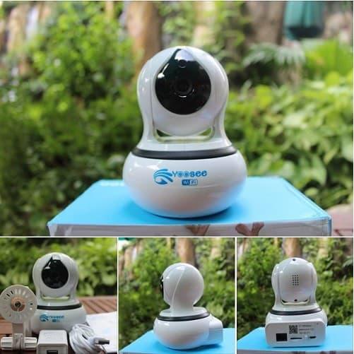 Camera Yoosee trong nhà thế hệ mới GW999 HD